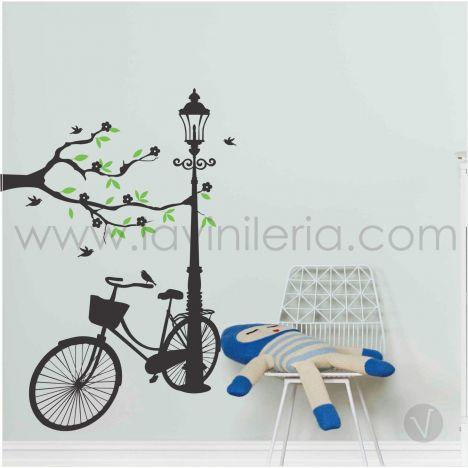 BIKE AND LIGHTHOUSE