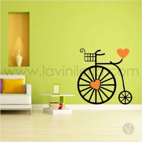 BIKE AND HEART